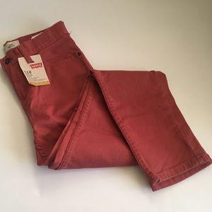 Denim - Levi's skinny stretch jeans